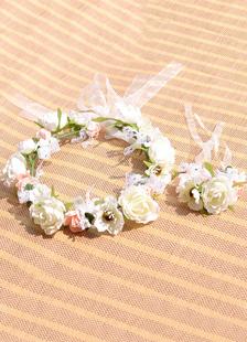 Bastante seda flores para casamento
