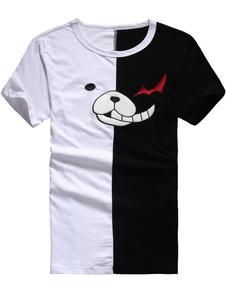 Carnaval Camiseta de dos tonos de Danganronpa Halloween