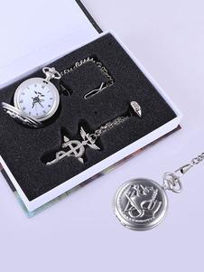 Carnaval Reloj de bolsillo de Fullmetal Alchemist Halloween