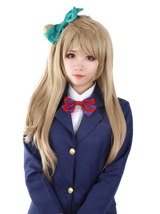 Carnevale Ama vivi! Minami Kotori parrucca cosplay 2020 (Headwear non è incluso) Halloween