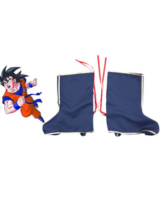Carnevale Scarpe da cosplay per Halloween 2020 Dragon Ball Son Goku