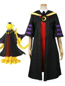 Disfraz Carnaval Traje de Cosplay de Koro-sensei de asesinato aula clase profesores 3-E Halloween Carnaval