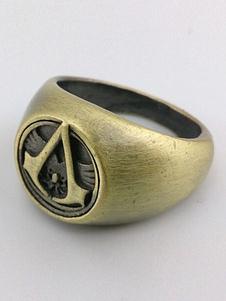 Вдохновлено игрой Кредо ассасина, модное кольцо