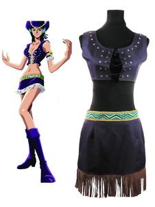 Disfraz Carnaval One Piece Nico Robin Halloween Cosplay Disfraz Halloween Carnaval