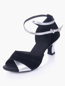 أحذية رقص نسائية 2020 أحذية رقص سويدي تو زقزقة زقزقة لينة وحيد أحذية الرقص اللاتينية