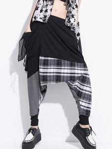 Pantaloni Harem di Mulicolor Hip-Hop