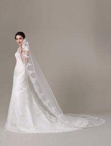 الكلاسيكية العاج الرباط زين الحجاب الزفاف