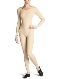 ライクラタイツ ヌードカラー ライクラ・スパンデックス ノベルティ 女性用 大人用  ハロウィン