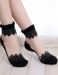 Танцевальная обувь Pink Вязание Шерсть