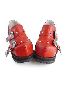 Lolita especial salto sapatos chiques