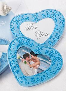 Blue Coster favore incantevole 2 pezzi Bomboniere matrimonio