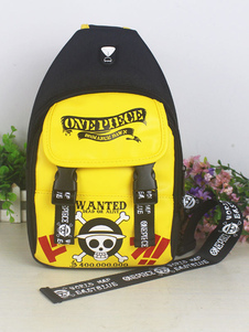 Один кусок рюкзак Аниме Аниме сумка Хэллоуин
