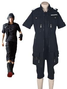 Final Fantasy XV irmandade Noctis Lucis Caelum lutando uniforme Anime Cosplay Fantasia Halloween