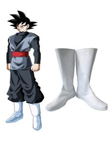 Carnaval Zapatos para cosplay de Son Goku Halloween