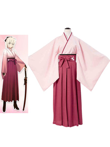 Destino Grand ordem sabre Sakura Cosplay Fantasia Halloween