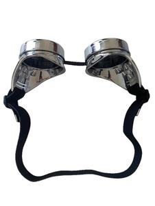 Disfraz Carnaval Steampunk Halloween gafas traje Vintage accesorios de los hombres Halloween Carnaval