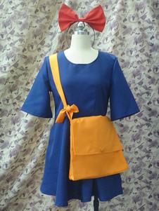 Kikis доставки услуг Кики косплей костюм Хэллоуин
