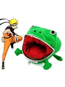 Carnaval Cartera de rana de Naruto Uzumaki Naruto Halloween