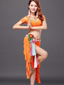 ベリーダンス衣装 ベリーダンサー レース サッシュベルト 大人用 女性用 ベリーダンス