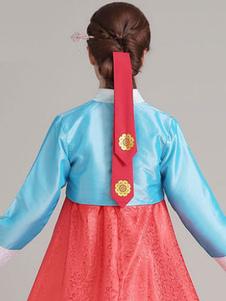 حلي الآسيوية هيرباند هالوين التبعي زي الكورية