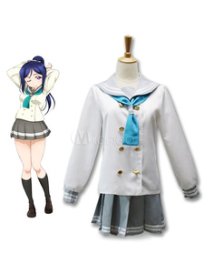 LoveLive! Raio de sol!!!! Matsuura Kanan Cosplay Fantasia School Girl Cosplay Fantasia Halloween