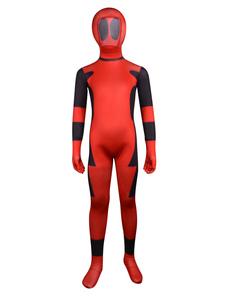 Хэллоуин унисекс мульти цвет лайкра дети многоцветной тела Зентаи костюмы Хэллоуин