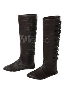 Inspirado pelo Assassin's Creed filme Sofia Marion Cotillard cosplay sapatos Halloween