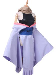 Disfraz Carnaval Disfraz Miss Kobayashi's Dragon Maid para mujer con chaleco&con adorno para la cabeza&con ropa Halloween Carnaval
