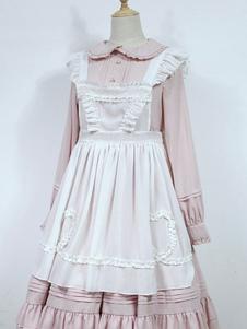 Avental clássico doce do avental de Lolita Avental acessório de Lolita do estilo do país de Rosemary