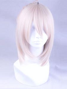 Fate Grand Order Fgo Sakura Saber Okita Souji Cosplay Wig Хэллоуин