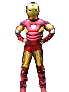 アイアンマンスーツ コスプレ衣装 子供用 男の子用 ハロウィン 仮装 コスチューム