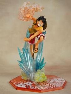 One-Piece Luffy PVC Nendoroid Halloween