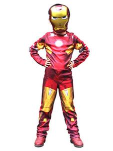 アイアンマンスーツ コスプレ衣装 キッズ用 アイアンマン 新着 男の子用 人気