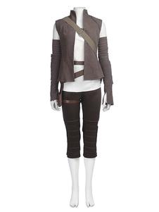 Guerra de Planetas Star Wars cinza clara PU Filme conjunto para mulher  Halloween