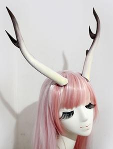 Carnaval Anime Película Cosplay Horn Headwear Halloween