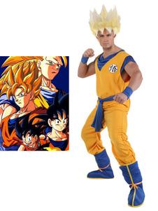 Dragon Ball Сын Goku Kid Halloween Cosplay Costume