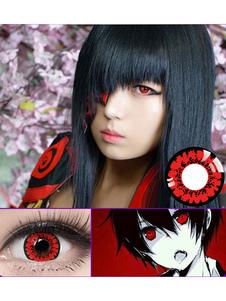 Tokyo Ghoul Suzuya Juzo Halloween Cosplay Контактные линзы 2020 Цветные контакты