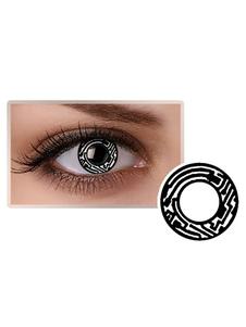 Cosmetic Cosplay Party Lentes de contato unisex com olhos coloridos