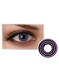 Cosplay Cosmetic Cosplay Party Unisex Purple Circle Lens