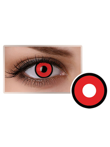 Cosplay Cosplay Party Unisex Red Makeup Circle Lens