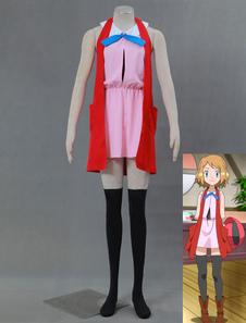 Pok�mon XY Serena Halloween Cosplay Costume