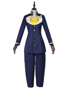 Бриллиантовая приключенческая игра OJo - Unbreakable Josuke Higashikata Halloween Cosplay Costume