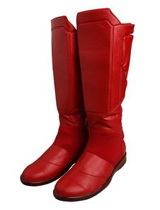 Carnevale Superman Scarpe cosplay donna