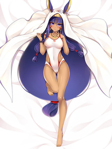 Fate Grand Order Nitocris Game Аниме Kawaii Sexy Girl Bed Sheet