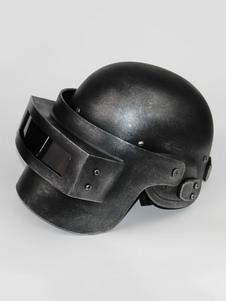 Acessórios de vestuário de fantasia anime Jogo capacete de resina