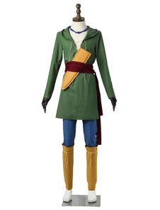 Dragon Quest XI Echoes Of Elusive Age Camus Halloween Cosplay Costume