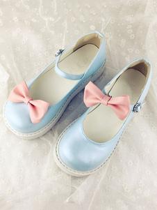Lolita sapatos Festa de Chá 1.2