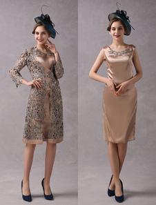 Свадебные платья для гостей 2 шт. Костюмы для малыша Тапу-кружевные атласные жилеты и куртки