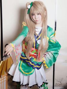 Costume Carnevale Costume in raso Love Live! Minami Kotori