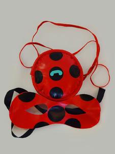 Чудесные сказки Ladybug Ladybug Cosplay Mask Bag Cosplay Prop